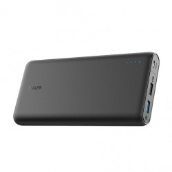 PowerCore Speed 20000 with Quick Charge 3.0&Power IQ UN Black image here