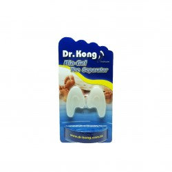 Dr Kong Bio-Gel Toe Separator Silicon Pad for Bunion Corns image here