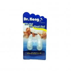 Dr Kong, Bio-Gel Toe Crest Pad Hammer Toe Treatment Foot Pain, White, DKA40 - S image here