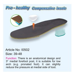 DR. KONG PRO COMPENSATIVE INSOLE image here