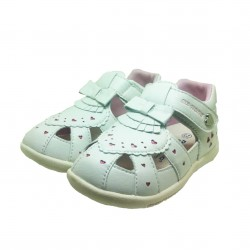 DR. KONG BABY SHOES - WHITE  image here