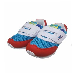 DR. KONG BABY SHOES - BLUE YELLOW image here