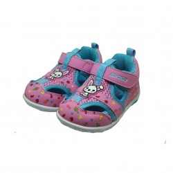 DR. KONG BABY SHOES - PINK image here
