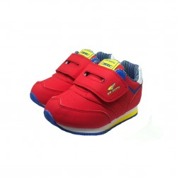 DR. KONG BABY SHOES - RED image here