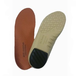 Dr Kong Universal 2 Polyurethane Arch Support Foot Insole Pad for Plantar Fascitis Pronated Foot Excellent Comfort Foot Cushion image here