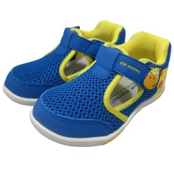 Dr Kong Kid Shoes Blue for Boy Walk-stable Shoe 2-4y/o B14135 image here