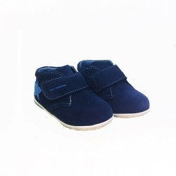 DR. KONG BABY SHOES - DARK BLUE image here