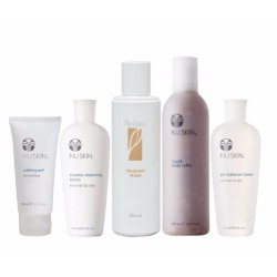 NU SKIN  QUICKSTART PACKAGE (NORMAL TO DRY) image here