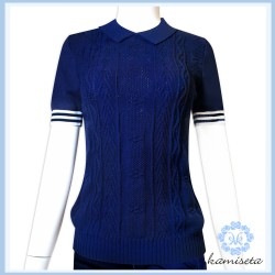 Navy Hayla BLouse image here