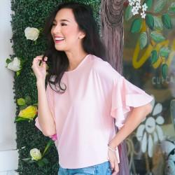 Pink JEZANA Blouse image here