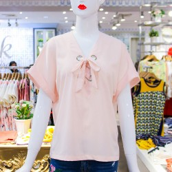 Pink MERRIDY Blouse image here
