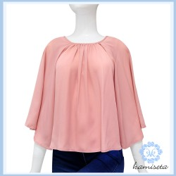 Pink MAZIE Blouse image here