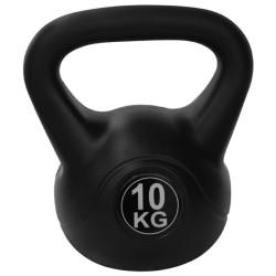 TUNTURI Pe Kettlebell 10 kg 14TUSCL106 Black image here