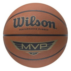 WILSON Basketball Mvp Brown Size 6 B9066X Brown image here