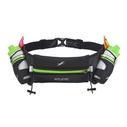 FITLETIC Hydration Belt Black image here