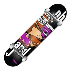 ROLLER DERBY Skateboard Pbj RDB21B Multicolor image here