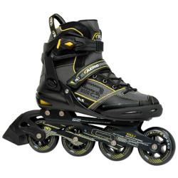 ROLLER DERBY Skate Aerio Q60 Men I259 Black image here