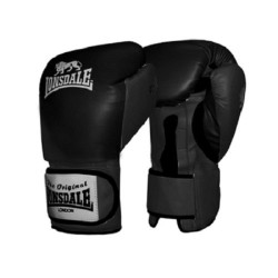 LONSDALE Tbc Fight Gloves90 LBFGTBCB Black image here