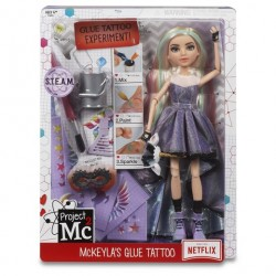 Project MC2,Experiments With Doll - Mckeyla'S Glue Tattoo,546856 image here
