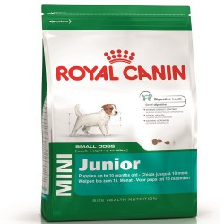 ROYAL CANIN MINI JUNIOR 2KG image here