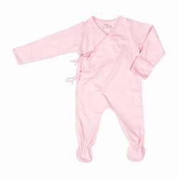 St. Patrick Essentials | Sleepsuit Pink image here