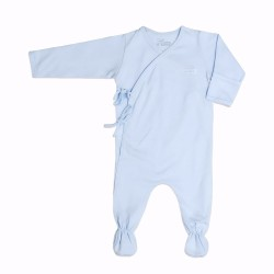 St. Patrick Essentials | Sleepsuit Blue image here