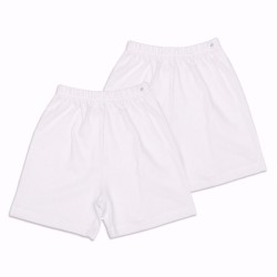 St. Patrick Essentials | Shorts White image here