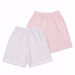 St. Patrick Essentials | Shorts Pink image here