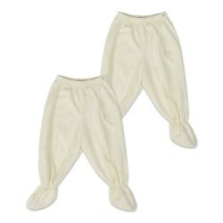 St. Patrick Organic | Footie Pajamas image here