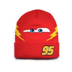 Disney Cars knitted beanie image here
