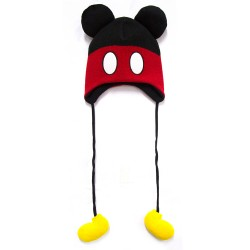 Disney Mickey and Minnie Mickey Mouse with 3D Ears and Shoes image here