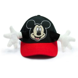 Disney Mickey and Minnie Mickey 3D Cap image here