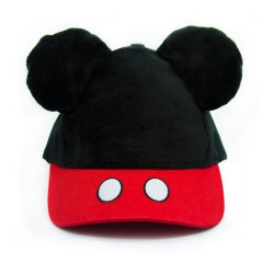 Disney Mickey and Minnie Mickey Cap w/ 3D Ears  image here
