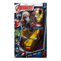 Marvel Avengers   Towel Set,ATS001 image here