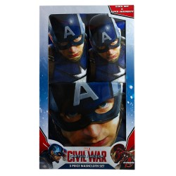 Marvel Avengers Captain America  Civil War  Towel Set image here