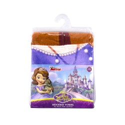 Disney Sofia The First Drying Hoodie image here