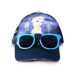 Disney Elsa Cap with Sunglasses image here