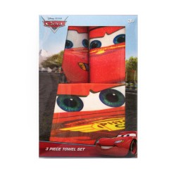 Disney Cars Towel Set image here