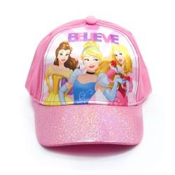 Disney Princesses Glitter Cap image here