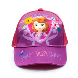 Disney Sofia Satin Embroidered  Cap image here