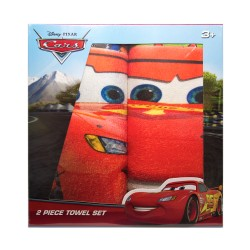 Cars 2 pc. Towel Set image here