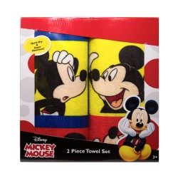 Mickey Mouse 2 pc. Towel Set image here
