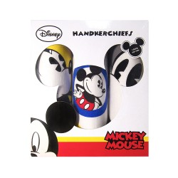 Mickey Mouse Printed Handkerchief Set  image here
