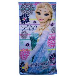 Frozen Microfiber Bath Towel image here