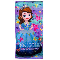 Sofia the First Microfiber Bath Towel image here