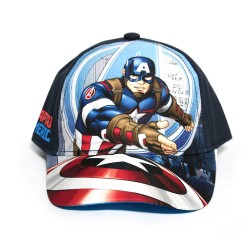 Marvel Avengers Captain America Sublimation Cap image here