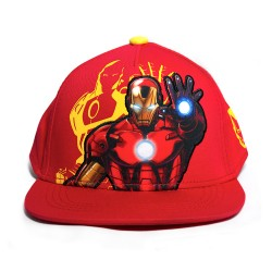 Marvel Avengers Iron Man Embroidered Cap image here