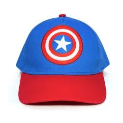 Marvel Avengers Captain America Logo Cap,ACALC010 image here