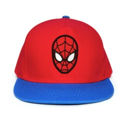 Marvel Spiderman Logo Cap image here