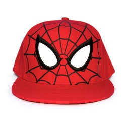 Marvel Spiderman Embroidered Cap image here